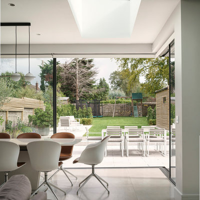 Contemporary Dining Room by Optimise Home