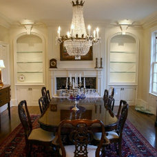 Traditional Dining Room by Eric Stengel Architecture, llc