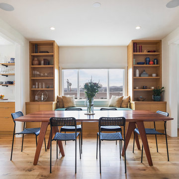 2 Floors to 3—A Space for Parents, Growing Boys and a Baby Girl