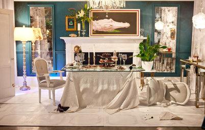 12 Fantasy Dining Rooms