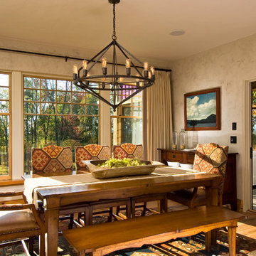 2011 Showcase - Hillside Retreat