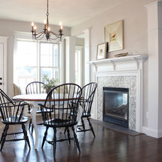 Traditional Dining Room by Bradd W. Syring LLC - Custom Homes