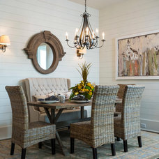 Traditional Dining Room by Dillard-Jones Builders, LLC