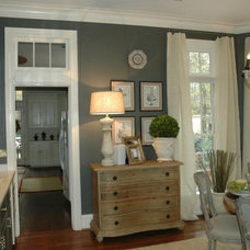 Traditional Dining Room by Stock & Trade Design Co.