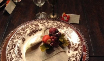 2013 Rustic Fall/Thanksgiving Tablescape Idea