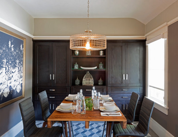 Livable luxury at the 2015 pasadena showcase house of design for Dining room showcase