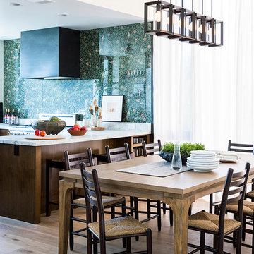 2016 Sunset Magazine Idea House: Berkeley/Oakland Hills