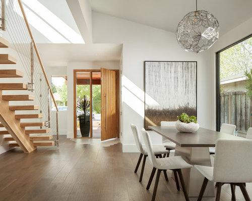 best contemporary dining room design ideas remodel pictures houzz - Dining Room Remodel
