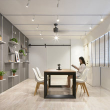 Room Tour: Flexi-Wall for the Living and Dining Room
