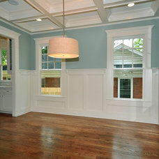 Traditional Dining Room by Thrive Homes, LLC