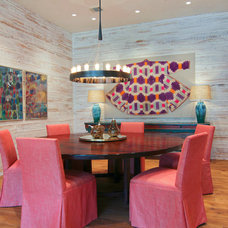 Contemporary Dining Room by Rice Residential Design