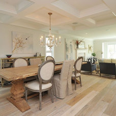 Traditional Dining Room by Kits Construction