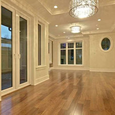 Traditional Dining Room by Marble Construction