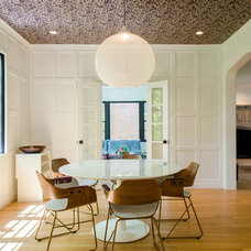 Contemporary Dining Room by Sleeping Dog Properties, Inc
