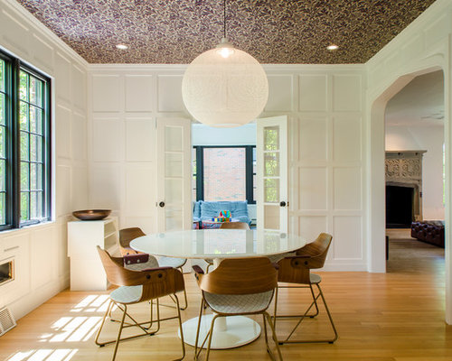 Arched recessed light home design ideas pictures remodel for Dining room recessed lighting ideas