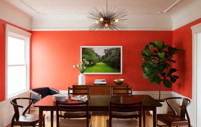 Wie Sie die klassischen Adventsfarben im Interieur kombinieren
