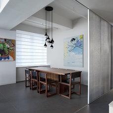 Modern Dining Room 39th Street Loft
