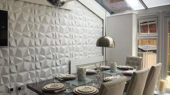 3D Feature Wall | Heathrow