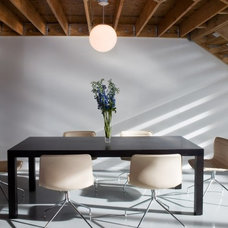 Modern Dining Room by Kevin Bauman