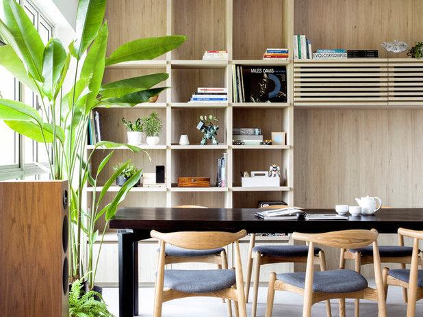 ダイニング by nitton architects