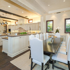 Traditional Dining Room by Meridith Baer Home