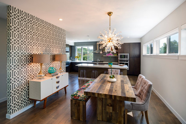 Modern Dining Room by PSW Real Estate