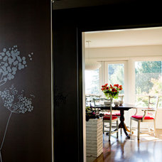 Contemporary Dining Room by Jessica Helgerson Interior Design