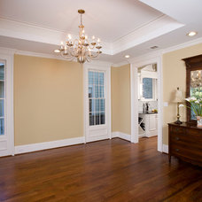 Traditional Dining Room by Creole Design