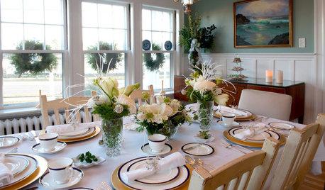 7 Salem Homes Say 'Happy Holidays' With Floral Splendor