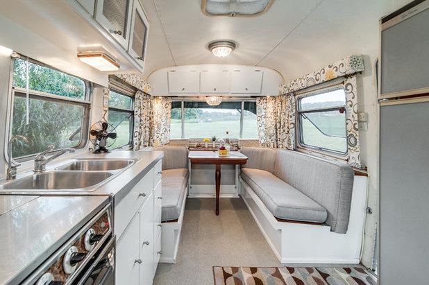 Molto 12 Idee Arredo per il Restyling di Caravan o Roulotte EM73