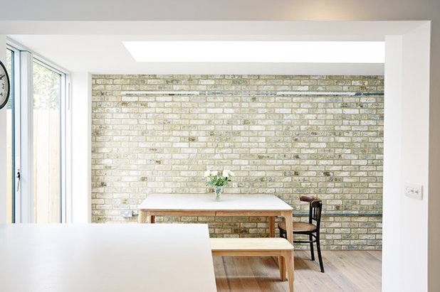 Contemporary Dining Room by ARCHEA Ltd