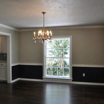 A 1940's Colonial complete renovation