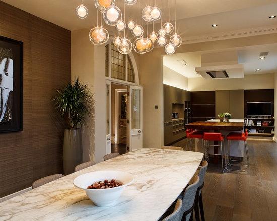 Led Dining Room Lighting | Houzz