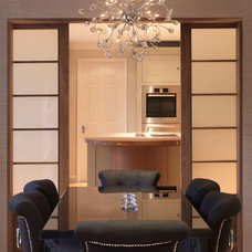 Contemporary Dining Room by Icon Interiors Ltd