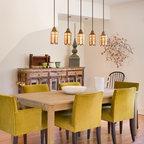 A Light Grace Traditional Dining Room Kansas City