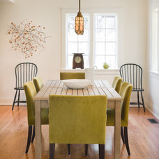 Traditional Dining Room by Orion Design, Inc.