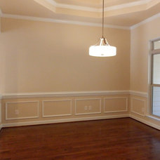 Traditional Dining Room by Niblock Homes