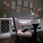 Vista Ridge Model Home Dining Room Contemporary Dining
