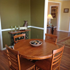 Traditional Dining Room by Keller Williams Realty River Cities