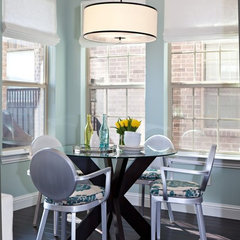 contemporary dining room by Abbe Fenimore Studio Ten 25