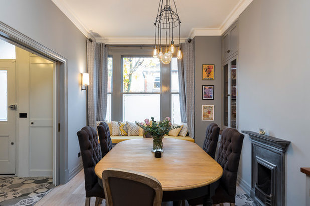 Fusion Dining Room by Orchestrate
