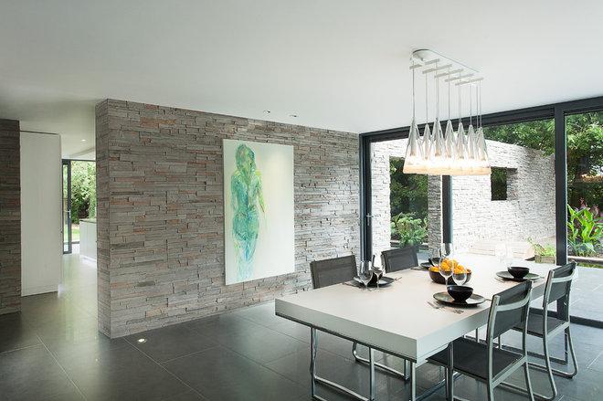 Modern Dining Room by AR Design Studio Ltd