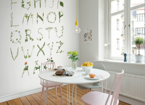 Salle à Manger by Rebel Walls