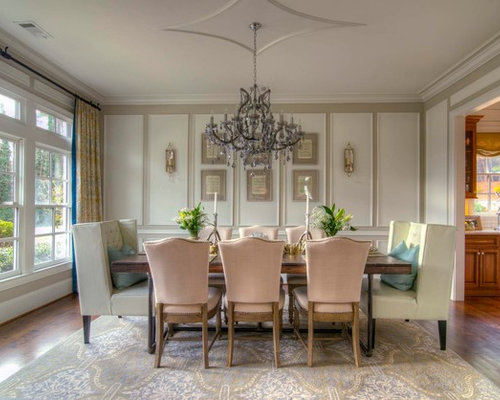 Best Traditional Dining Room Design Ideas & Remodel ...