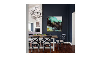Abstract Contemporary Art for Interiors