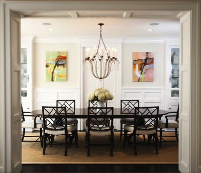 Formal Dining Room Pictures 7 unstuffy ways with a formal dining set