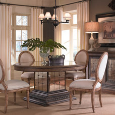 Traditional Dining Room by Accentrics Home by Pulaski Furniture