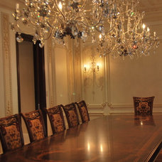 Traditional Dining Room by Accentuations By Design Inc.