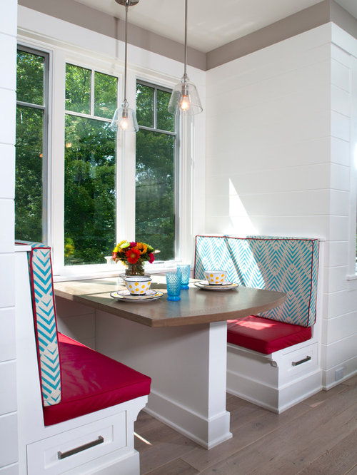 Breakfast Nook Booth Home Design Ideas Pictures Remodel And Decor