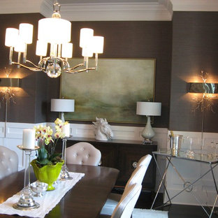 Adding Style and Comfort to Your Dining Area ( Charlotte NC Homearama Project )